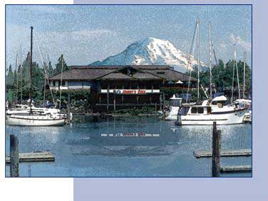 Johnny's Dock Restaurant and Marina